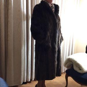 Jackets & Blazers - Beaver Fur Coat